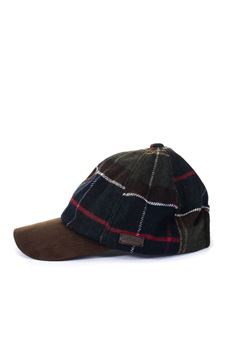 Peaked hat Barbour | 5032318 | BAACC1548TN11