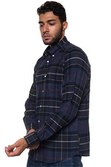 Bacam Casual shirt Barbour | 6 | BACAM2388NY72