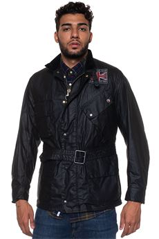 button and concealed zip closure Barbour | 3 | BACPS1874BK11