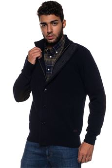 Bamag Wool cardigan Barbour | 39 | BAMAG0435NY91