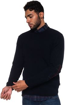 Round-neck pullover Barbour | 7 | BAMAG0471NY94