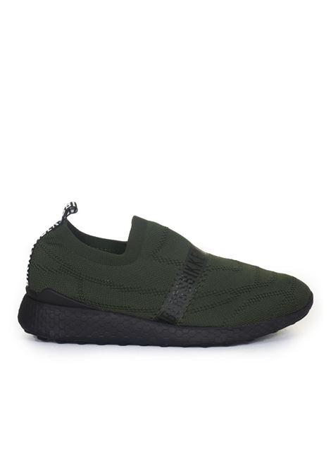 Sneakers Strik Bikkembergs | 12 | BKE109246-STRIK-ERGREEN