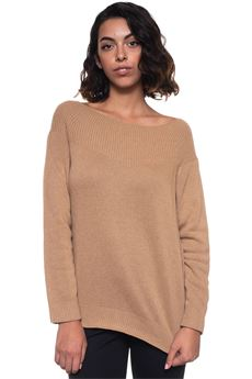 Wool jumper Blue Les Copains | 7 | 0J11626230