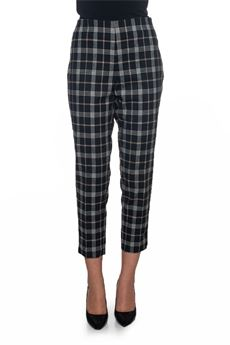 Drainpipe trousers reaching the ankles Blue Les Copains | 9 | 0J30523131