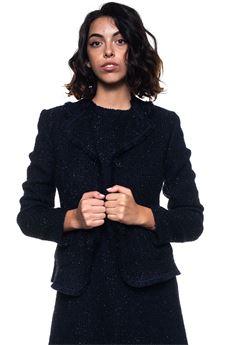 Chanel style jacket Blue Les Copains | 3 | 0J60506195