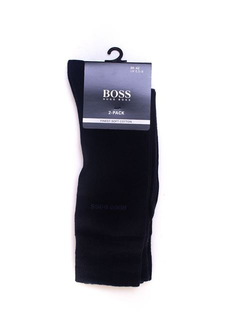 Set 2 Calzini BOSS by HUGO BOSS | 33 | 2PRSCC-50388437401