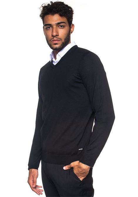 Pullover collo a V Baram BOSS by HUGO BOSS | 7 | BARAM-50373736001