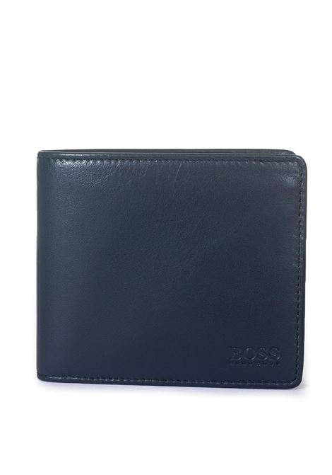 Majestic S_8cc Leather wallet BOSS | 63 | MAJESTIC S_8-50397483401