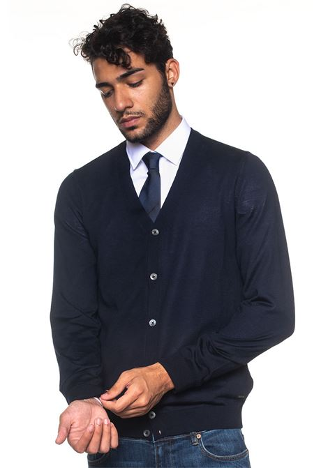 Mardon-E Cardigan with buttons BOSS | 39 | MARDONE-E-50392802480
