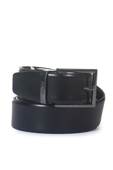 Orion_Or35_pp Leather belt BOSS | 20000041 | ORION-OR35-50397946002
