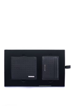 Set of wallet and cardholder BOSS | 20000012 | GBB18FW_8CC-50397499001