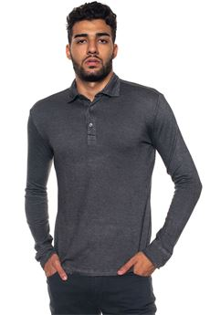 Polo manica lunga Brooksfield | 2 | 201B-L0010328