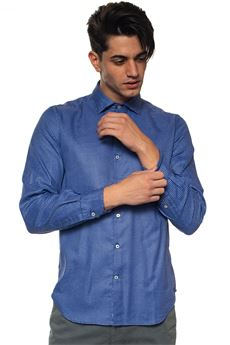Camicia casual Brooksfield | 6 | 202G-Q453V0033