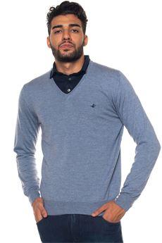 V-neck pullover Brooksfield | 7 | 203E-P008123