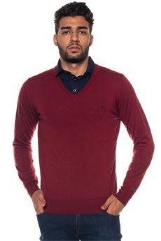 V-neck pullover Brooksfield | 7 | 203E-P008174