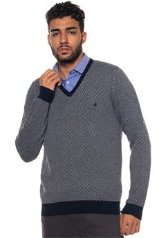 V-neck pullover Brooksfield | 7 | 203F-W009V0032