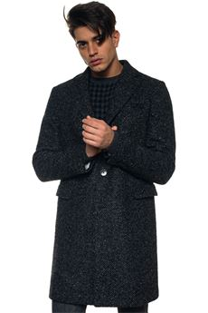 Coat with 3 buttons Brooksfield | 17 | 207K-B003V0031
