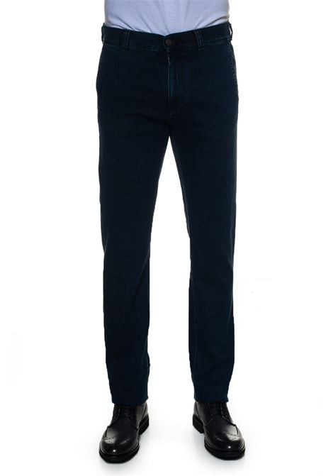 Jeans denim cut chino Canali | 9 | 91709-PD00136302