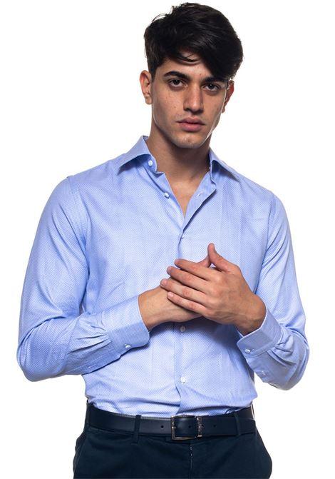 Camicia classica da uomo Carrel | 6 | 423-36002