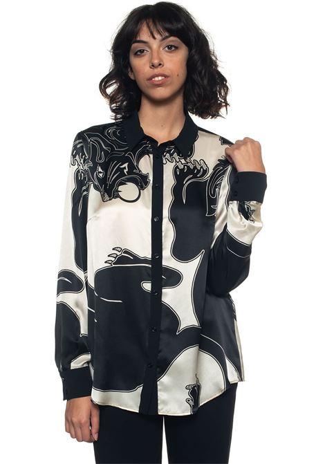 Camicia da donna in seta Cavalli Class | 6 | B0ISA627-94726008