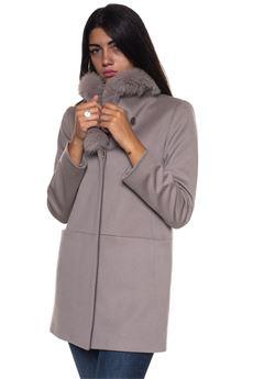 Woolen coat Cinzia Rocca | 20000057 | R2420G1-48G610