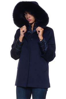 Coat Cinzia Rocca | 20000057 | R3600G1-48E003