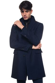 Coat with 3 buttons Corneliani | 17 | 8813016-821586001