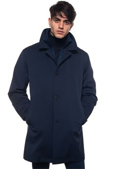 High-tech fabric dust coat Corneliani | -276790253 | 8820138-8225B4001