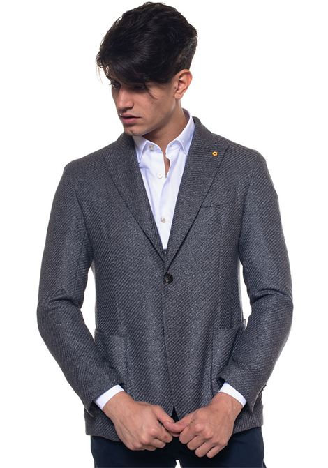 Capri Deconstructed-unlined blazer with 2 buttons E. Marinella | 3 | CAPRI-20001071