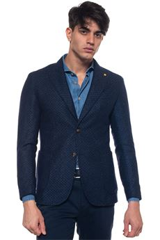 Deconstructed-unlined blazer with 2 buttons E. Marinella | 3 | CAPRI-FLY3