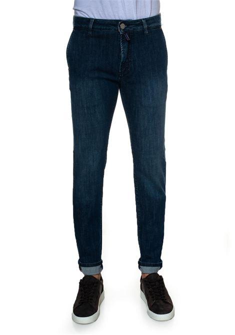 Napoli slant pocket jeans E. Marinella | 24 | NAPOLI-M812619