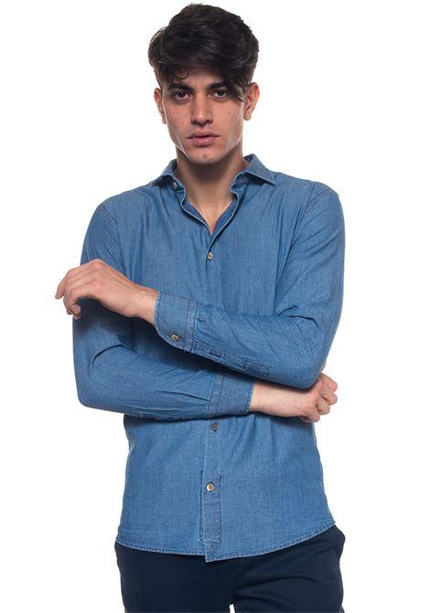 Casual shirt E. Marinella | 6 | SASA-EH04DSTONE