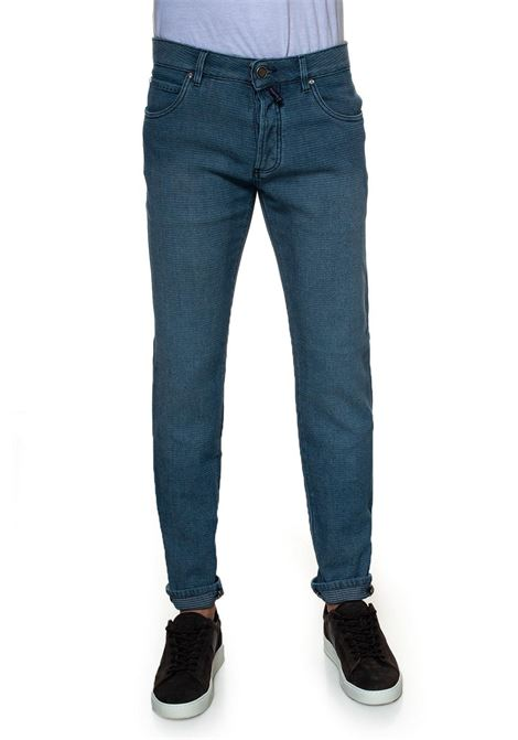 Tokyo 5 pocket denim Jeans E. Marinella | 24 | TOKYO-M307617