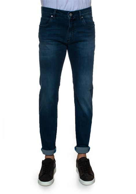 Jeans 5 tasche Tokyo E. Marinella | 24 | TOKYO-M309622