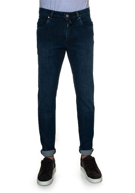 Tokyo 5 pocket denim Jeans E. Marinella | 24 | TOKYO-M812619