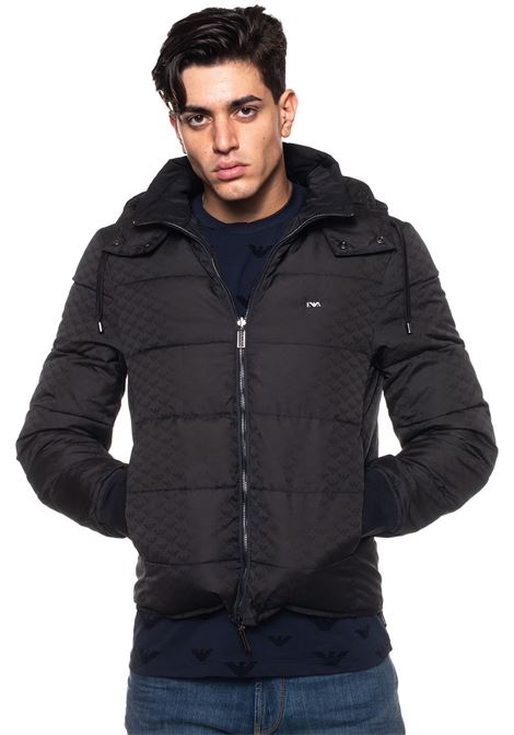 Quilted jacket Emporio Armani | -276790253 | 6Z1BQ8-1NGAZ0999