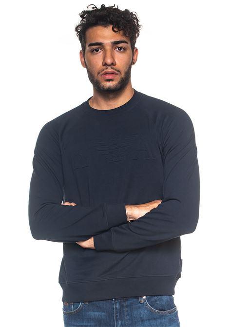 Sweatshirt round-necked Emporio Armani | 20000055 | 6Z1M68-1J04Z0922