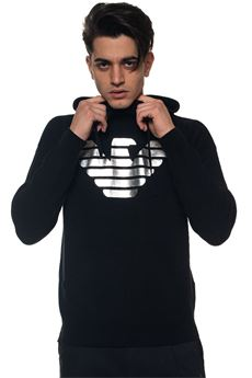 Sweatshirt with hood Emporio Armani | 20000055 | 6Z1MYC-1M2CZ0999