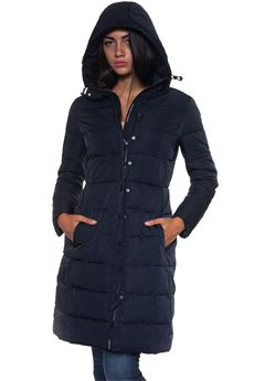 Hooded down jacket Emporio Armani | 20000057 | 6Z2L67-2NAGZ0920
