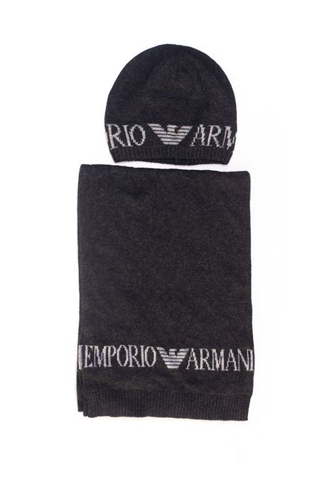 Scarf and hat Set Emporio Armani | 20000012 | 8N1450-1MA6Z0F010