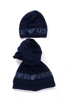 Scarf and hat Set Emporio Armani | 20000012 | 8N1450-1MA6ZF952