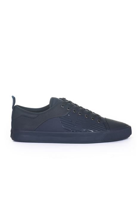 Sneakers with laces Emporio Armani | 12 | X4X240-XL45600554
