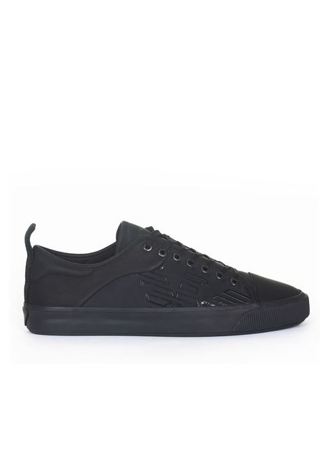Sneakers with laces Emporio Armani | 12 | X4X240-XL456K001