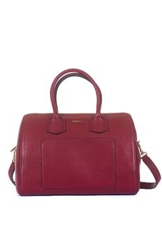 Tail bag in leather, Furla | 31 | FURLA ALBA BTE2-HSFCILIEGIA