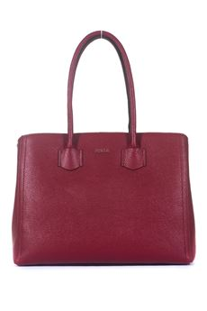 Big leather bag Furla | 31 | FURLA ALBA BTE4-HSFCILIEGIA