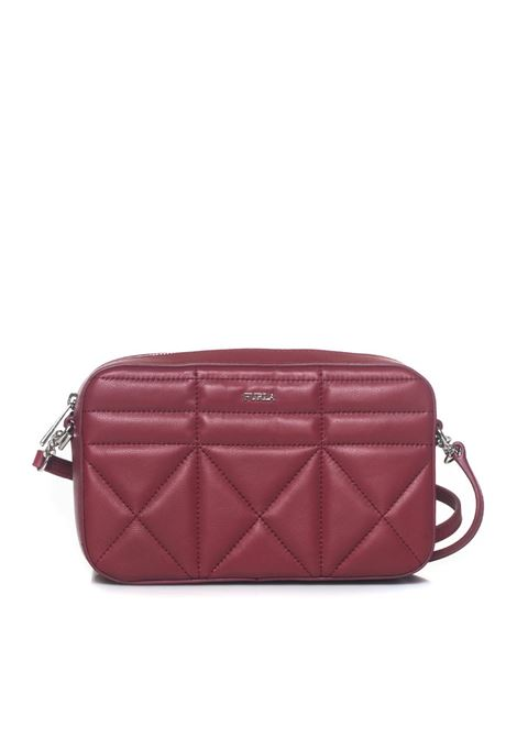 Fortuna leather pochette Furla | 62 | FURLA FORTUNA ET22-Q00CILIEGIA