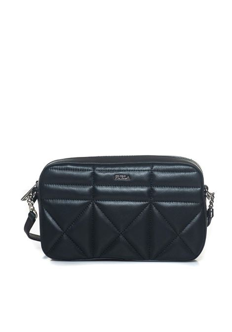 Fortuna leather pochette Furla | 62 | FURLA FORTUNA ET22-Q00ONYX