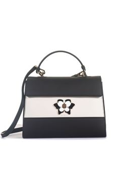 Medium-size leather bag Furla | 31 | FURLA MUGHETTO BOG9-FSCONYX/PETALO