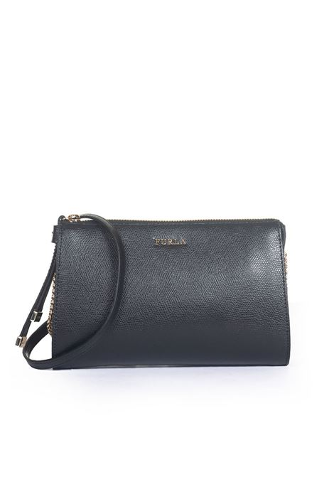 Leather pochette Furla | 62 | LUNA EK40-AREONYX