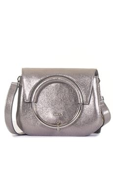 Small-size leather bag Furla | 31 | MARGHERITA BOR9-HT6ACCIAIO